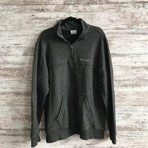Columbia Quarter Zip Sweatshirt